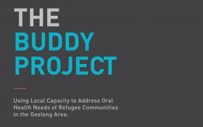 The Buddy Project – an oral health initiative