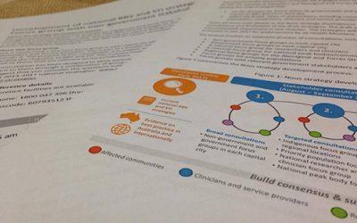 CEH help shape national BBV and STI strategies
