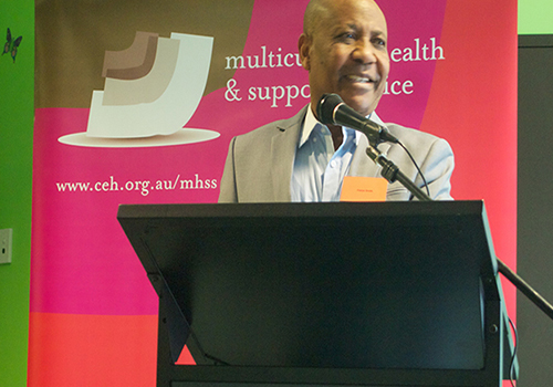 Launching the new Multicultural Community Action Network