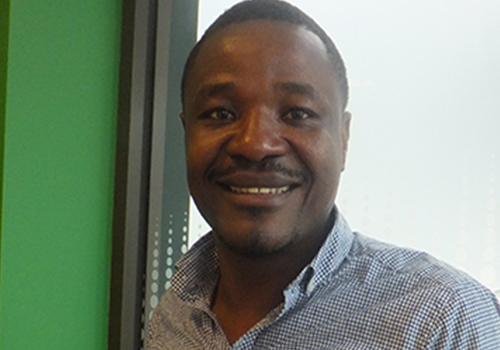 Meet Samuel, Peer Educator and member of the Multicultural Community Action Network