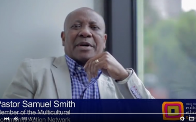Video: Pastor Smith explains why faith leaders play an important role in health