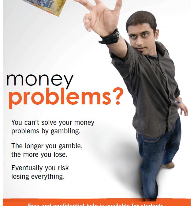 Money problems?