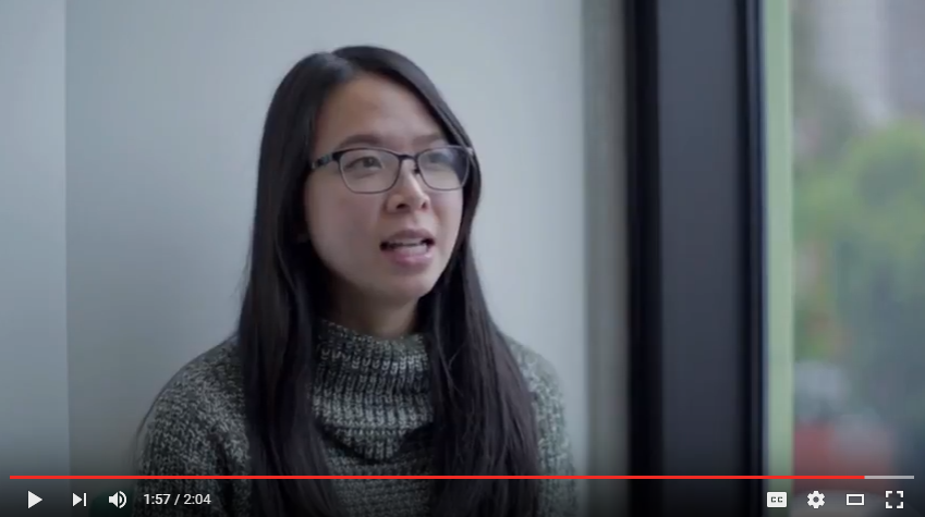 Phuong speaks about our Peer Education Program