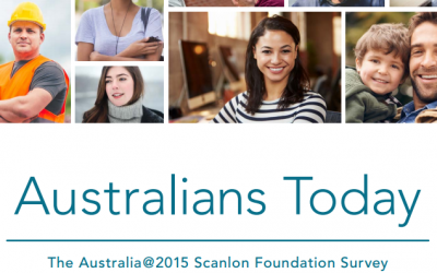 The Scanlon Report: What does it really say about Australia today?