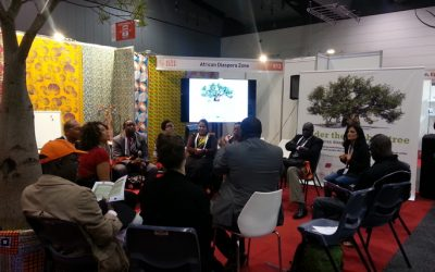 African Diaspora Networking Zone at AIDS 2014