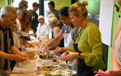 Harmony Day Celebration at the Centre for Culture, Ethnicity and Health