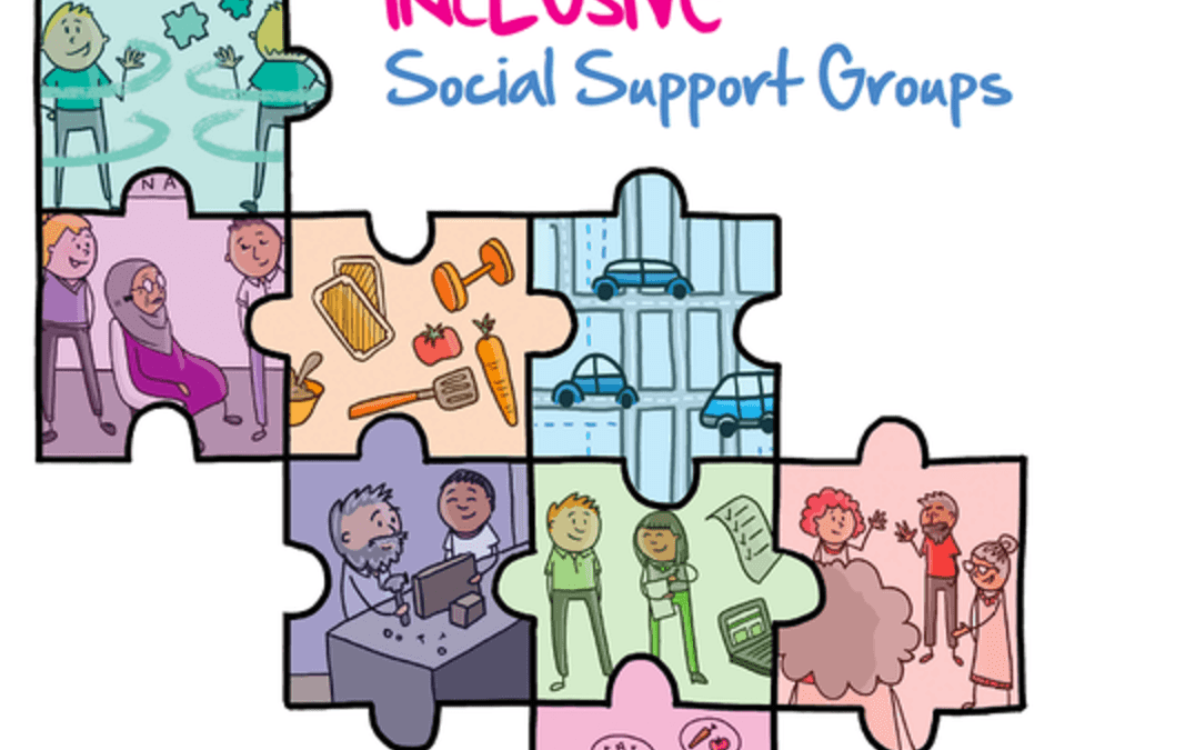 Help Sheets: Building Culturally inclusive Social Support Groups