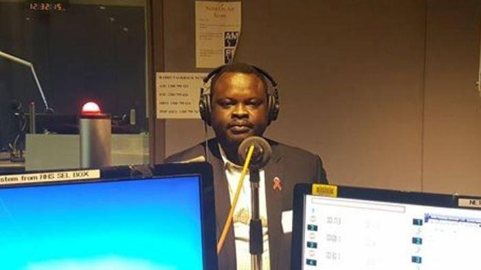 Mabor Chadhuol, from CEH interviewed on SBS radio to talk STIs, Hep B & our community.