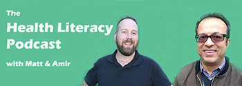 Health Literacy Podcast: latest episodes