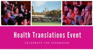 Health Translations Major Milestone @ City of Melbourne Bowls Club | West Melbourne | Victoria | Australia