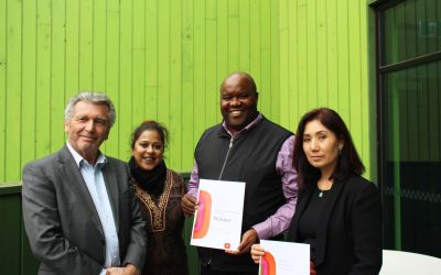 CEH Celebrates Refugee Day with winners of 2018 Community Grants Program.