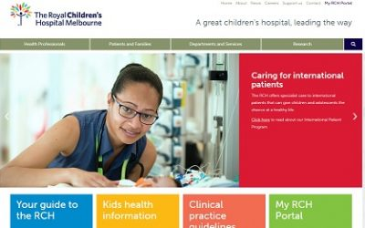 CEH to partner with The Royal Children's Hospital to engage with our diverse community.