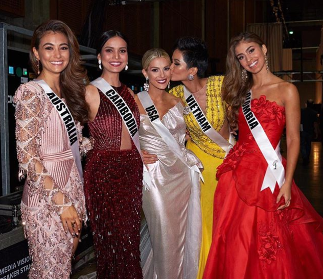 Xenophobia at Miss Universe Pageant?