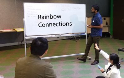 Rainbow Connections: A space for young people with multiple identities