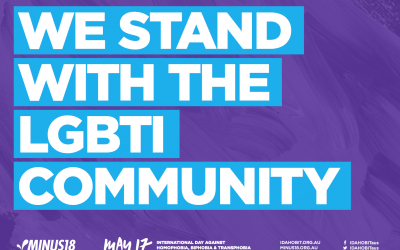 CEH stands with the LGBTQIA+ community