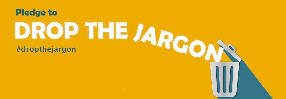 drop the jargon day