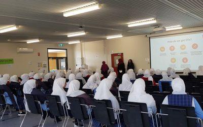 Al-taqwa sessions: STI Testing Week –Talk, Test, Treat