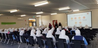 Al-taqwa sessions: STI Testing Week –Talk, Test, Treat