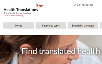 Health Translations,  Australia's definitive multilingual COVID-19 resources & information portal.